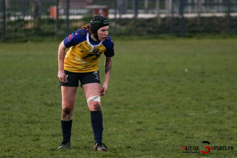 Rugby Feminin Rca Vs Grande Synthe Gazettesports Coralie Sombret 22