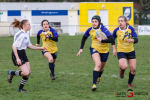 Rugby Feminin Rca Vs Grande Synthe Gazettesports Coralie Sombret 3