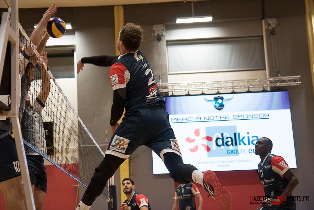 Volleyball Amvb Vs Marseille (reynald Valleron) (4)