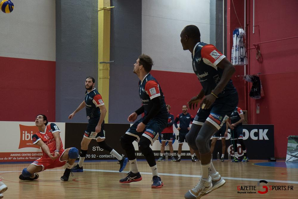 Volleyball Amvb Vs Marseille (reynald Valleron) (8)