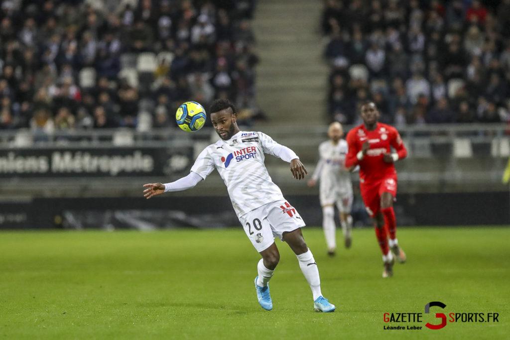 Amiens Sc Vs Montpellier 0007 Leandre Leber Gazettesports