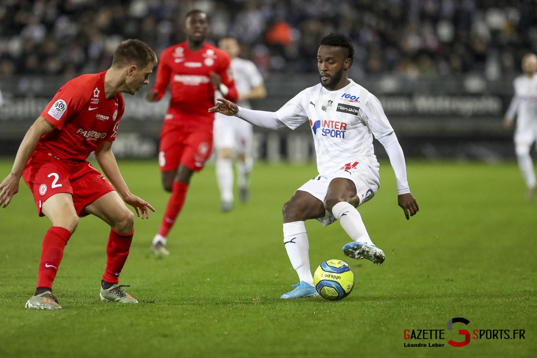 Amiens Sc Vs Montpellier 0008 Leandre Leber Gazettesports