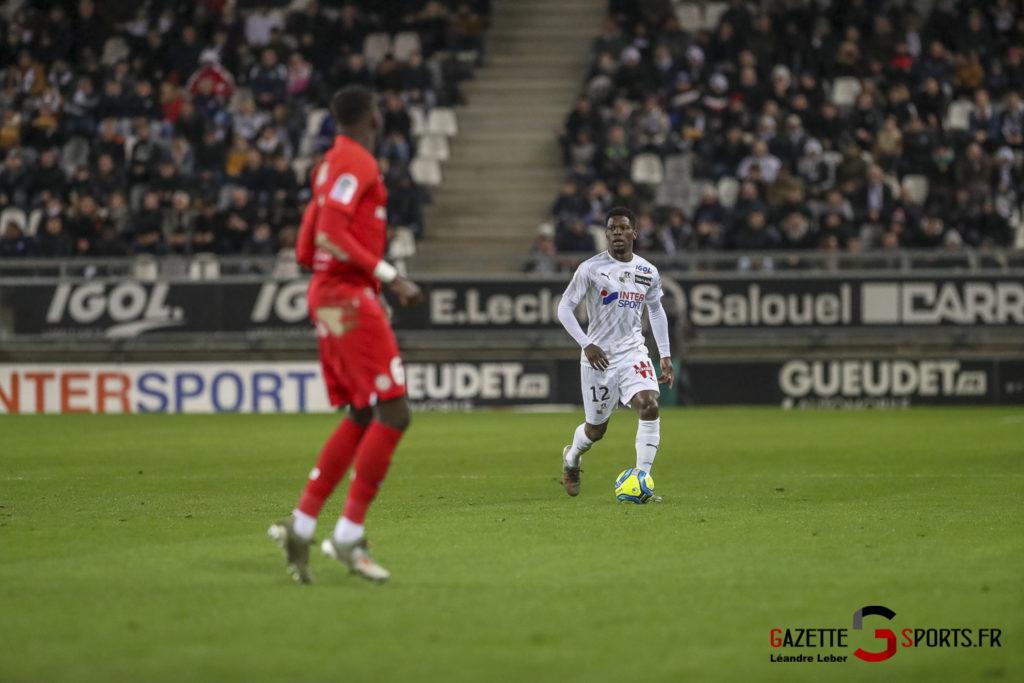 Amiens Sc Vs Montpellier 0010 Leandre Leber Gazettesports