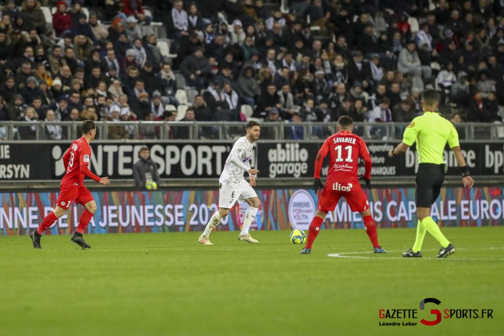 Amiens Sc Vs Montpellier 0012 Leandre Leber Gazettesports