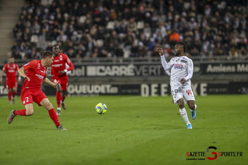 Amiens Sc Vs Montpellier 0013 Leandre Leber Gazettesports