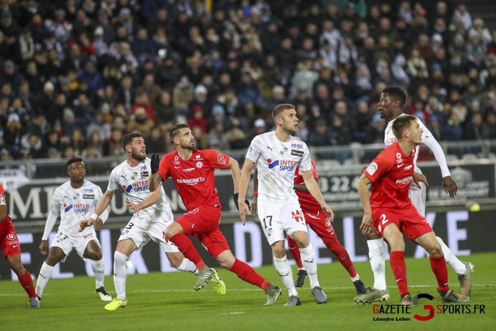 Amiens Sc Vs Montpellier 0014 Leandre Leber Gazettesports
