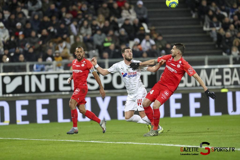 Amiens Sc Vs Montpellier 0015 Leandre Leber Gazettesports