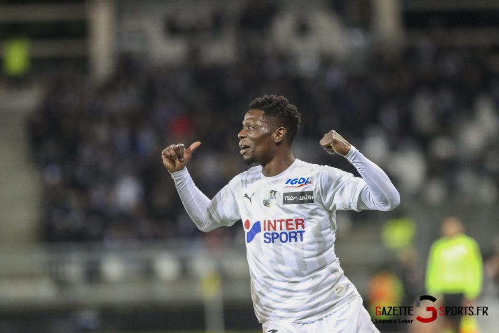 Amiens Sc Vs Montpellier 0018 Leandre Leber Gazettesports