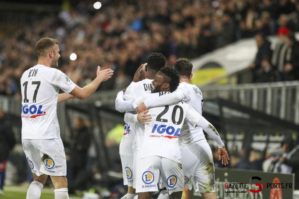 Amiens Sc Vs Montpellier 0019 Leandre Leber Gazettesports