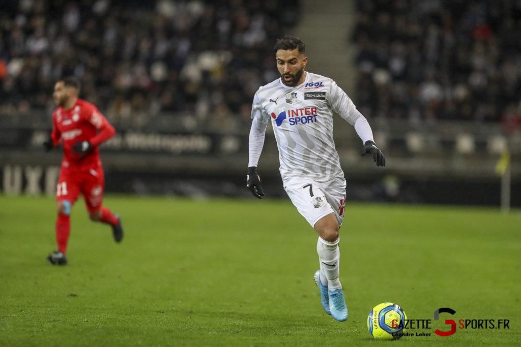 Amiens Sc Vs Montpellier 0022 Leandre Leber Gazettesports