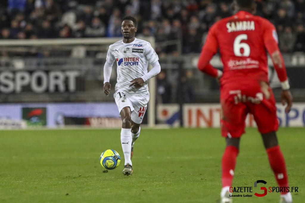 Amiens Sc Vs Montpellier 0024 Leandre Leber Gazettesports
