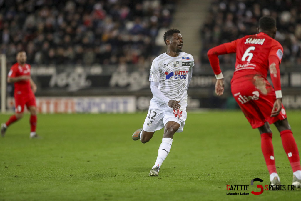 Amiens Sc Vs Montpellier 0025 Leandre Leber Gazettesports
