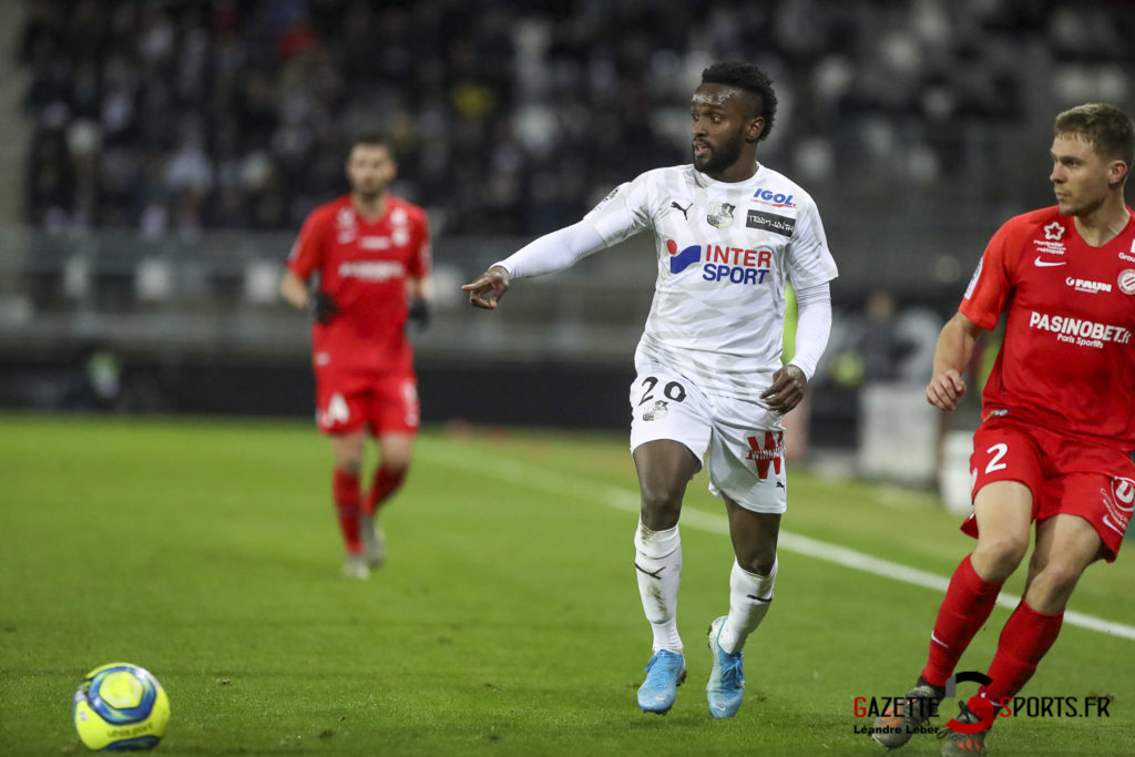 Amiens Sc Vs Montpellier 0026 Leandre Leber Gazettesports