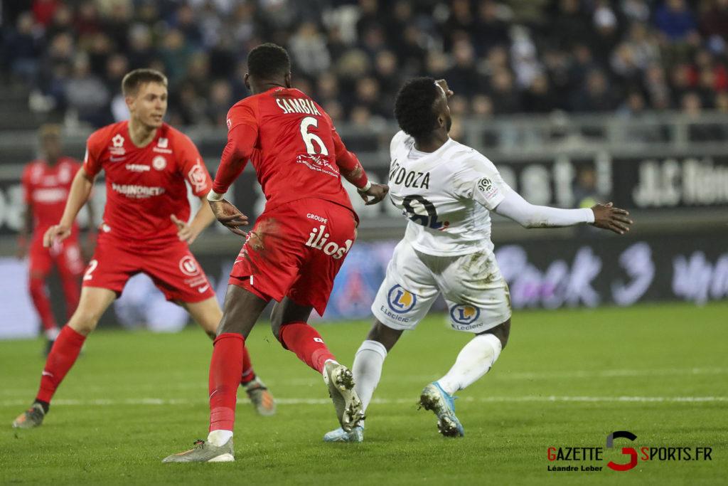 Amiens Sc Vs Montpellier 0027 Leandre Leber Gazettesports