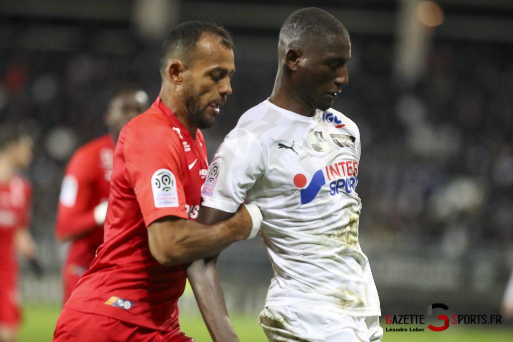 Amiens Sc Vs Montpellier 0030 Leandre Leber Gazettesports