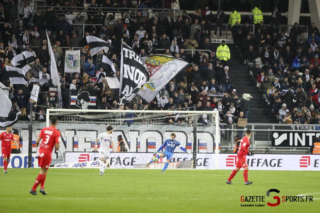 Amiens Sc Vs Montpellier 0031 Leandre Leber Gazettesports