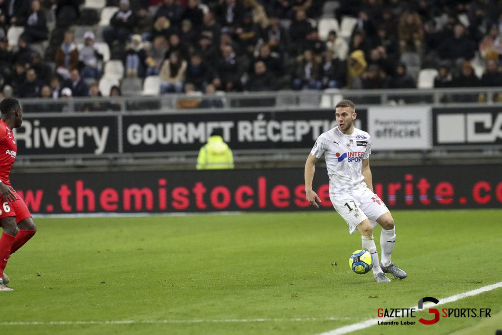 Amiens Sc Vs Montpellier 0032 Leandre Leber Gazettesports
