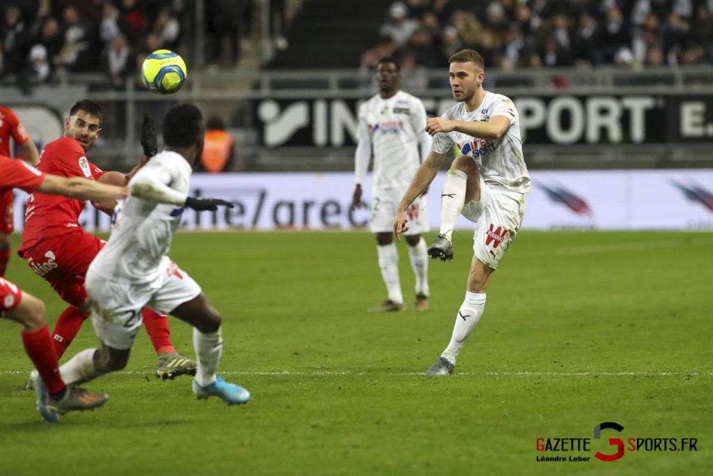 Amiens Sc Vs Montpellier 0033 Leandre Leber Gazettesports