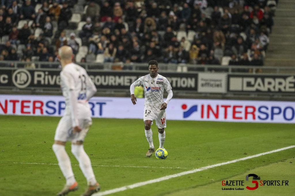 Amiens Sc Vs Montpellier 0034 Leandre Leber Gazettesports