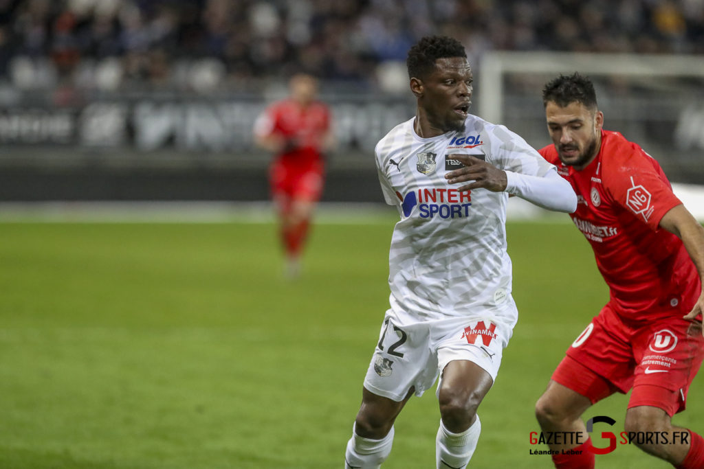 Amiens Sc Vs Montpellier 0035 Leandre Leber Gazettesports