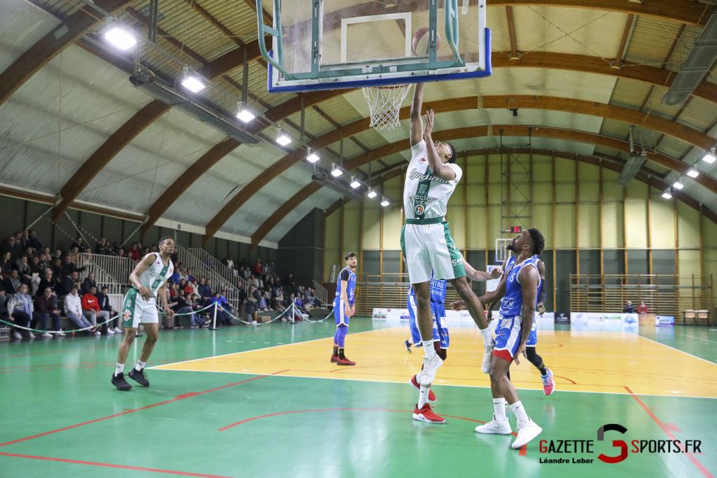 Esclams Basket Vs Calais 0002 Leandre Leber Gazettesports