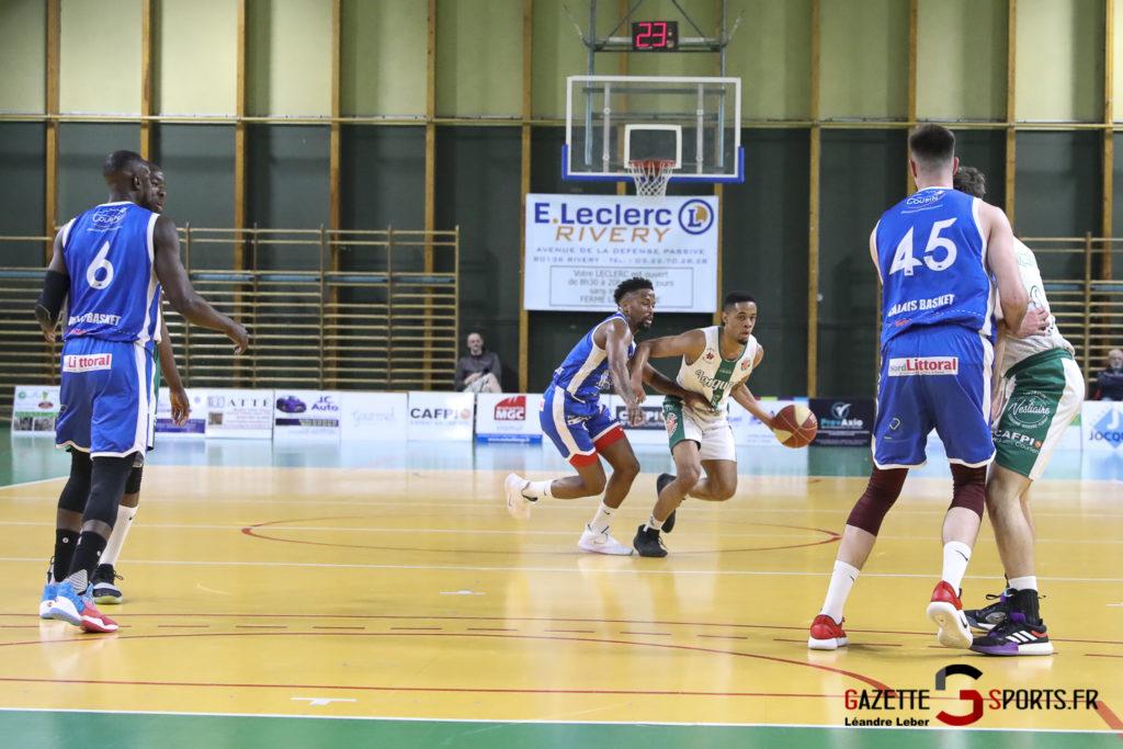 Esclams Basket Vs Calais 0004 Leandre Leber Gazettesports