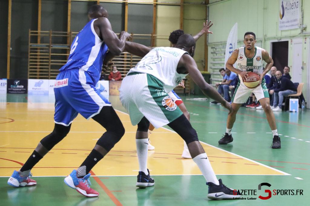 Esclams Basket Vs Calais 0005 Leandre Leber Gazettesports