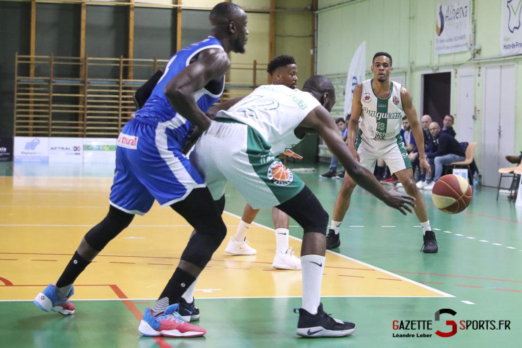 Esclams Basket Vs Calais 0006 Leandre Leber Gazettesports