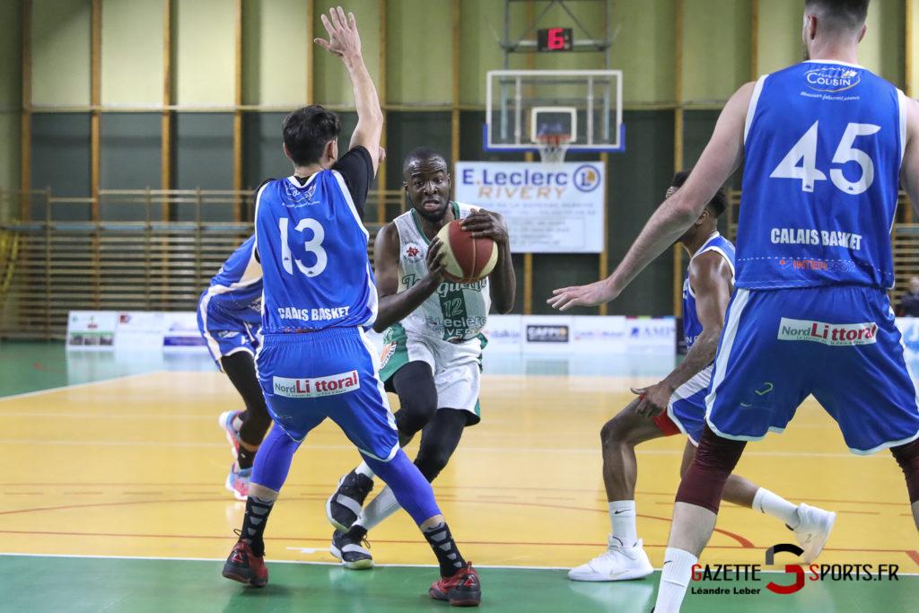 Esclams Basket Vs Calais 0007 Leandre Leber Gazettesports