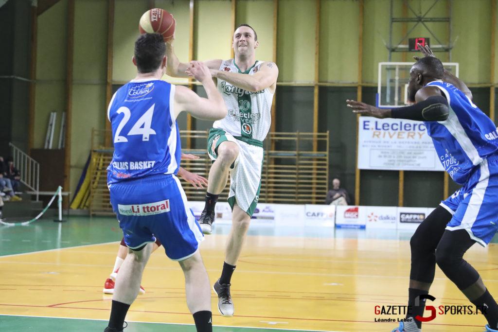 Esclams Basket Vs Calais 0008 Leandre Leber Gazettesports