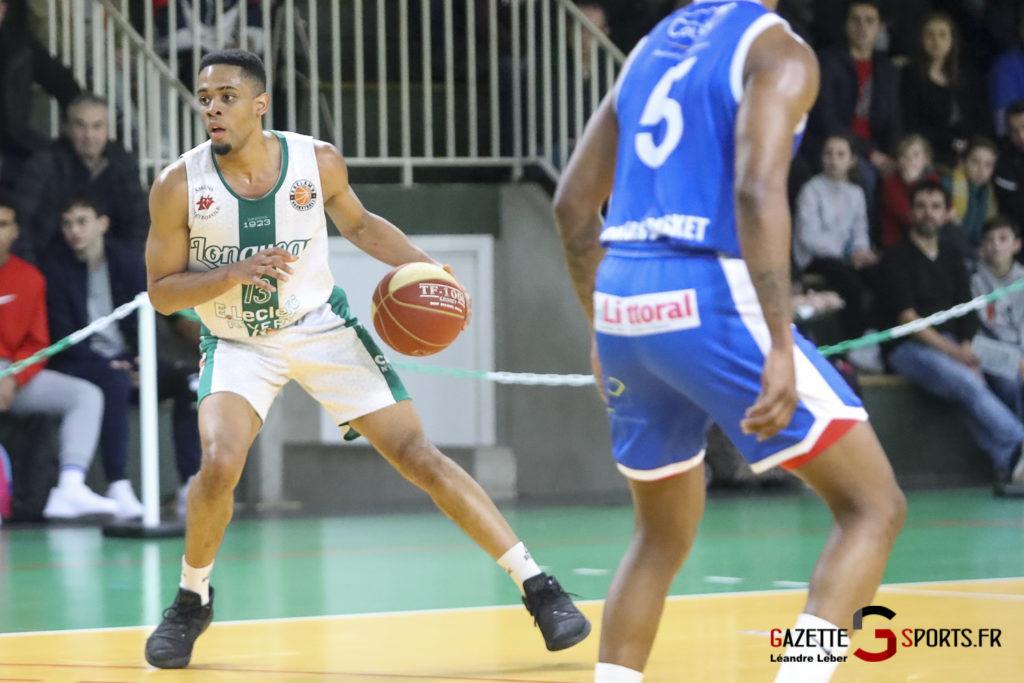 Esclams Basket Vs Calais 0009 Leandre Leber Gazettesports