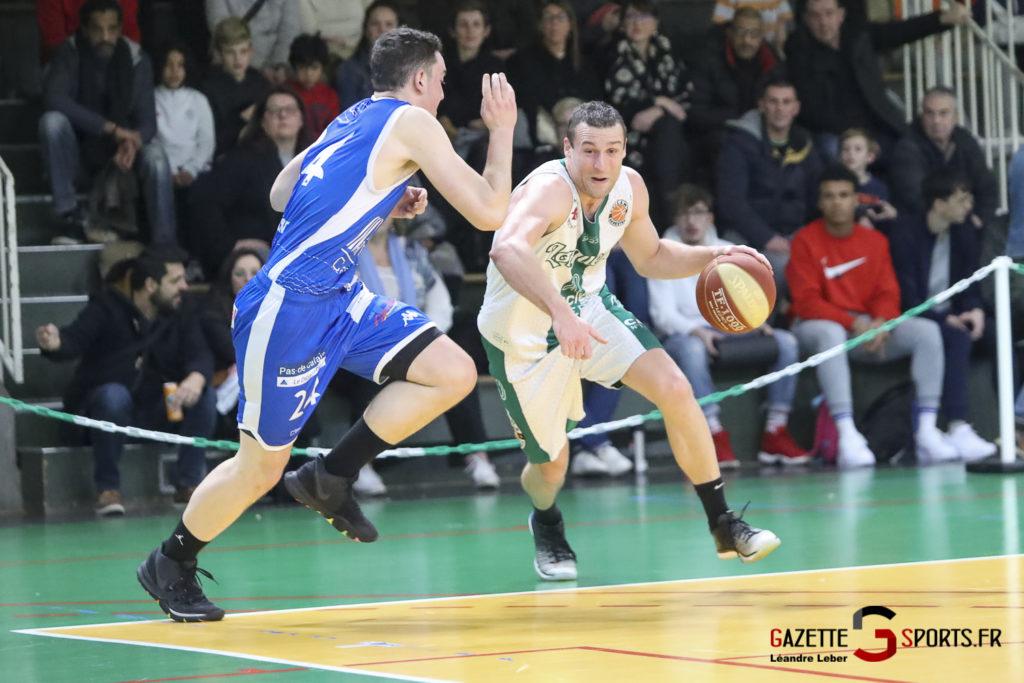 Esclams Basket Vs Calais 0015 Leandre Leber Gazettesports