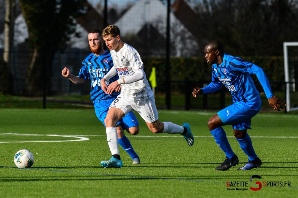 Football Amiens Sc B Vs Aca Kevin Devigne Gazettesports 13
