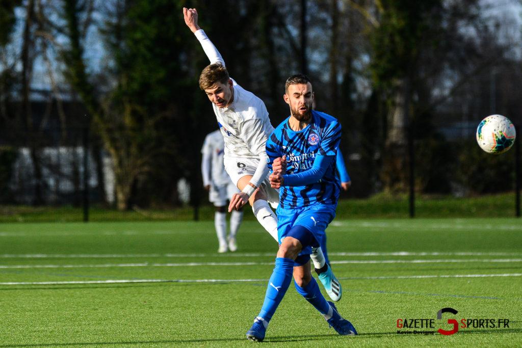 Football Amiens Sc B Vs Aca Kevin Devigne Gazettesports 14