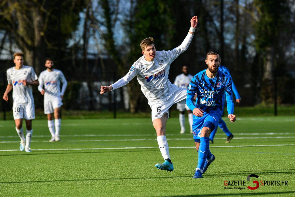 Football Amiens Sc B Vs Aca Kevin Devigne Gazettesports 15