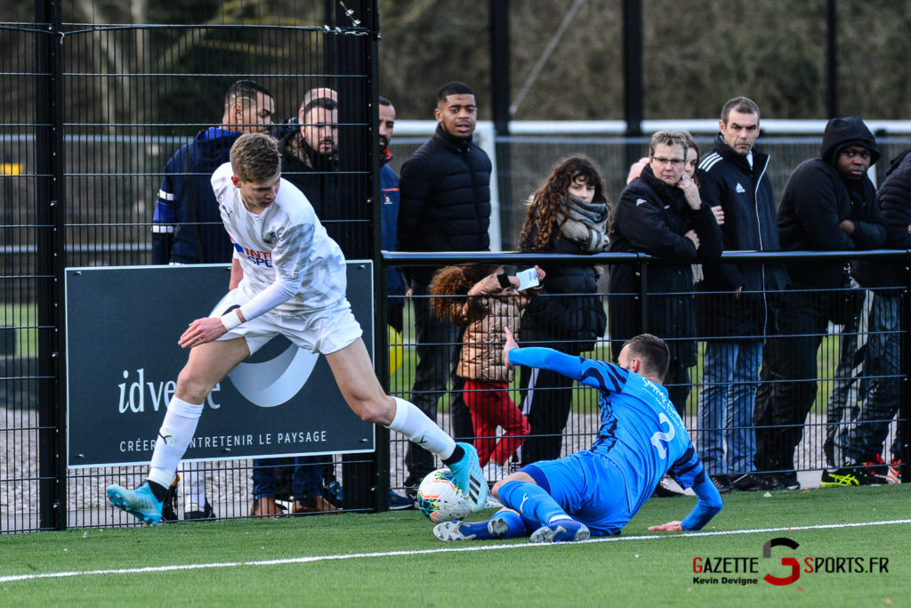 Football Amiens Sc B Vs Aca Kevin Devigne Gazettesports 16