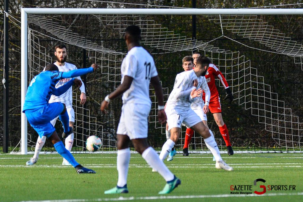 Football Amiens Sc B Vs Aca Kevin Devigne Gazettesports 17