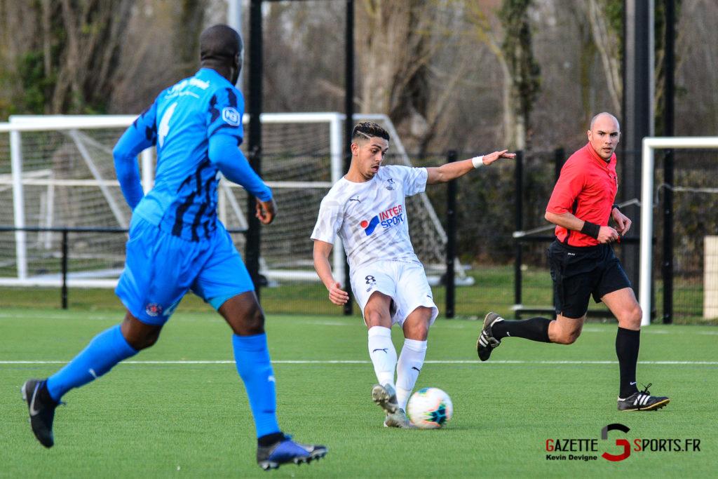 Football Amiens Sc B Vs Aca Kevin Devigne Gazettesports 18