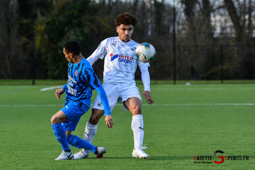 Football Amiens Sc B Vs Aca Kevin Devigne Gazettesports 19