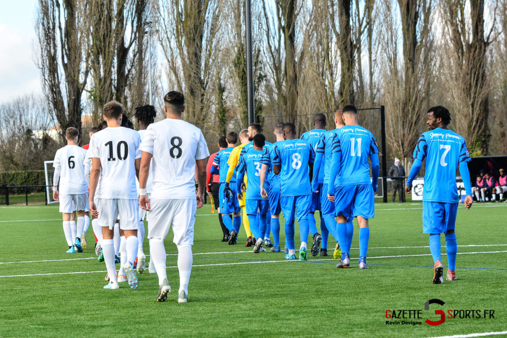 Football Amiens Sc B Vs Aca Kevin Devigne Gazettesports 2