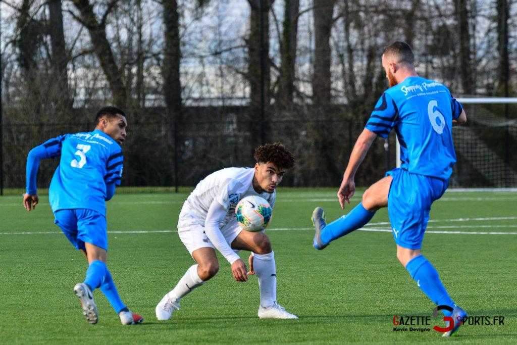 Football Amiens Sc B Vs Aca Kevin Devigne Gazettesports 20