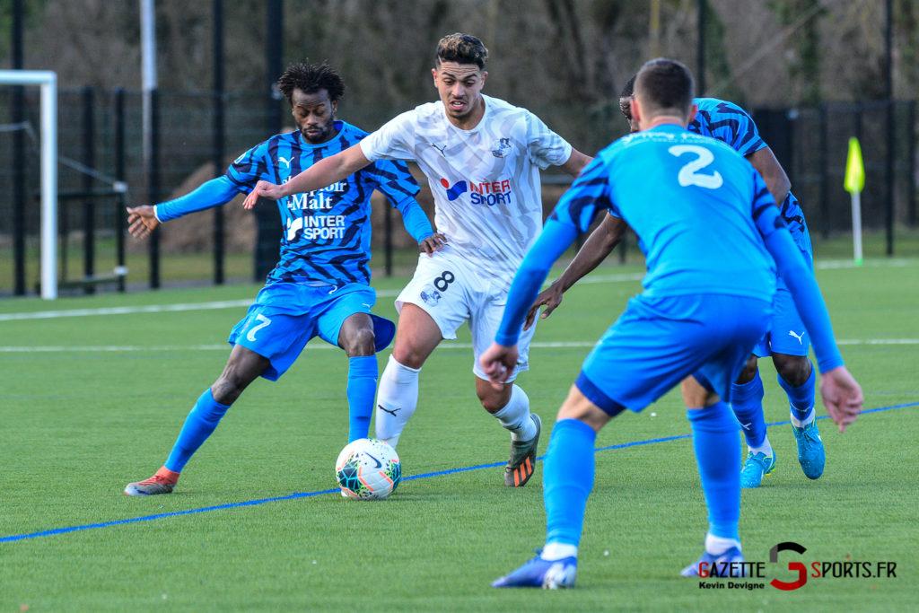 Football Amiens Sc B Vs Aca Kevin Devigne Gazettesports 28