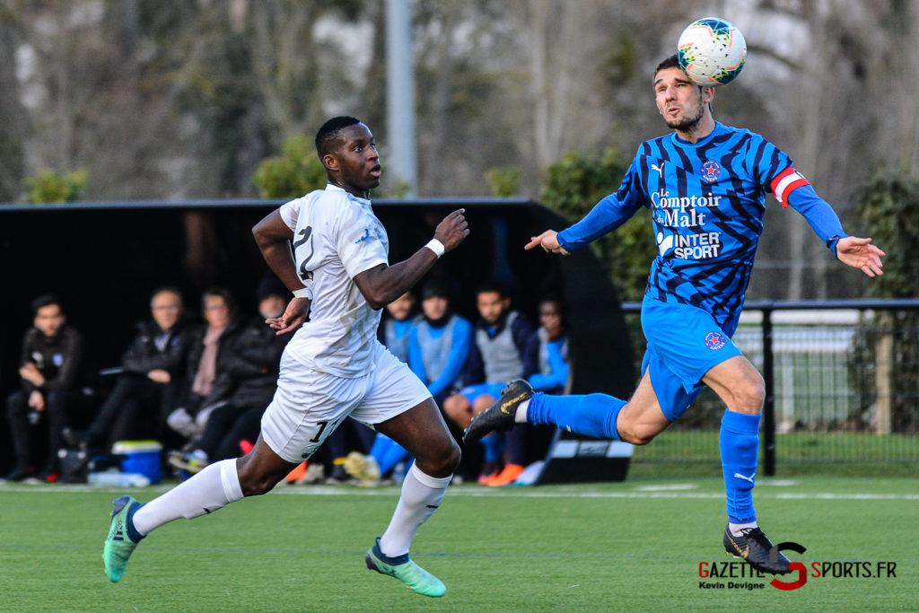 Football Amiens Sc B Vs Aca Kevin Devigne Gazettesports 30