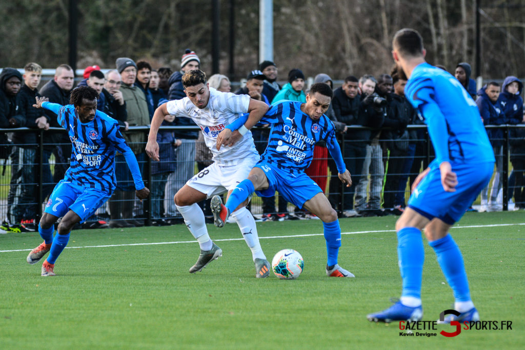 Football Amiens Sc B Vs Aca Kevin Devigne Gazettesports 32
