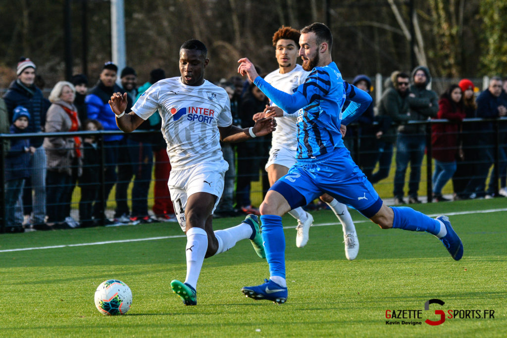Football Amiens Sc B Vs Aca Kevin Devigne Gazettesports 33
