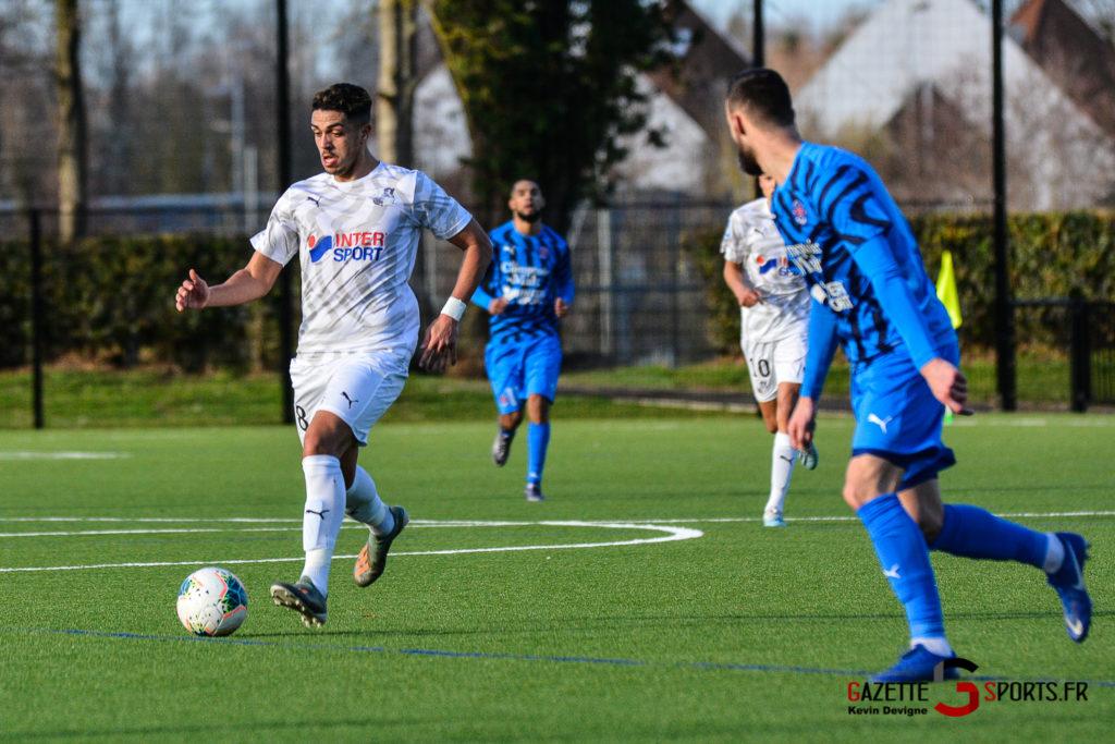 Football Amiens Sc B Vs Aca Kevin Devigne Gazettesports 35