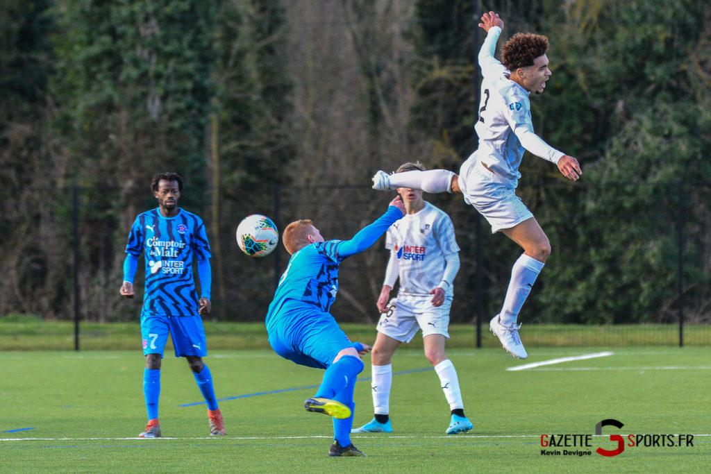 Football Amiens Sc B Vs Aca Kevin Devigne Gazettesports 40