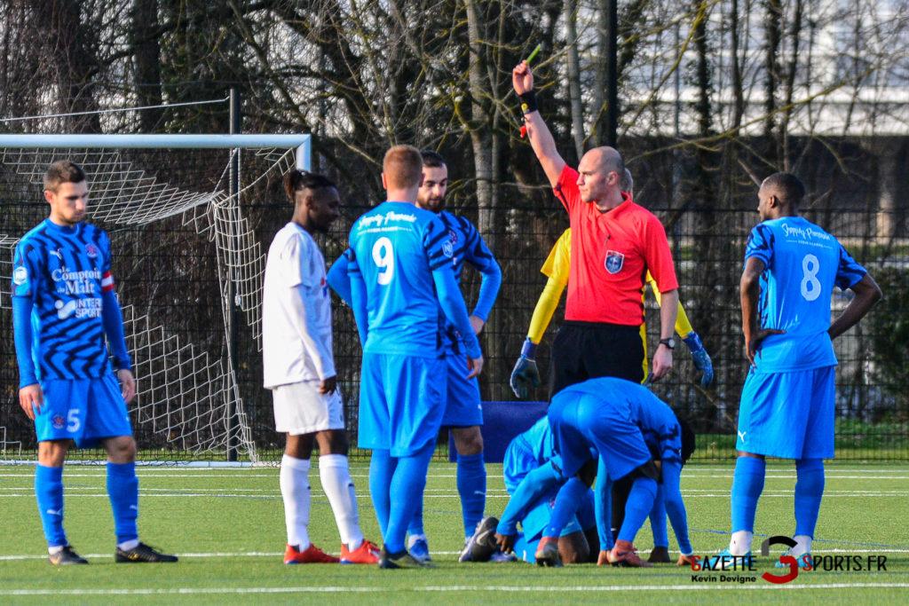 Football Amiens Sc B Vs Aca Kevin Devigne Gazettesports 43