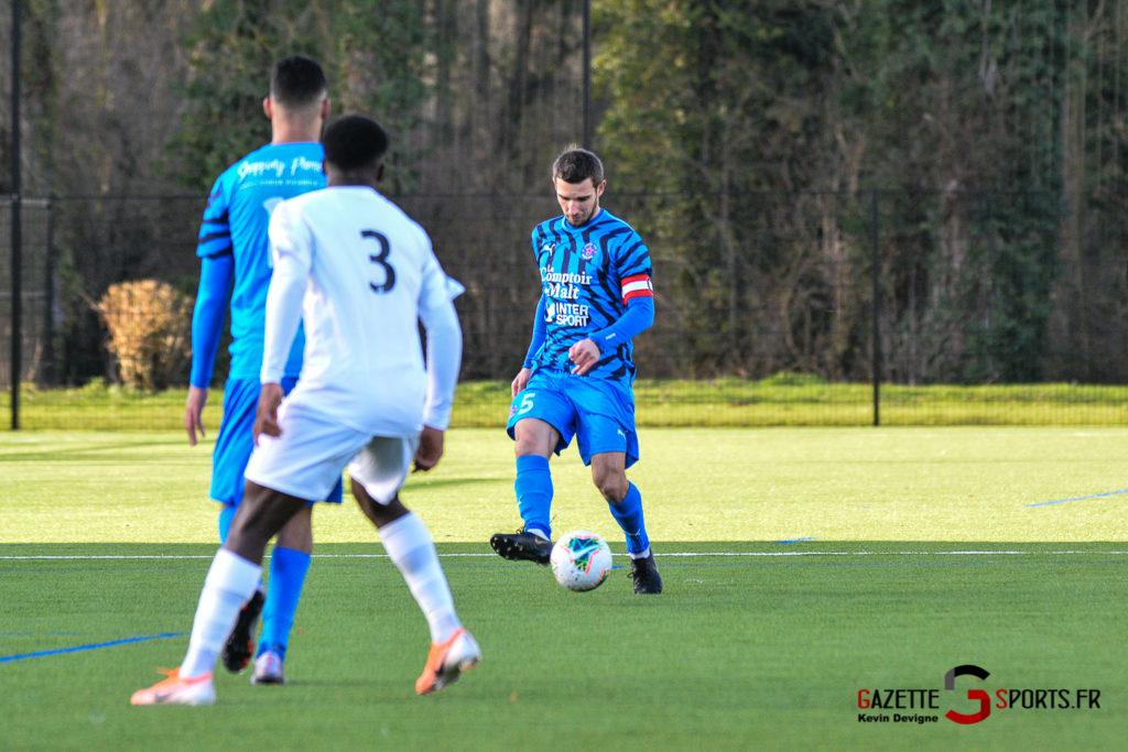 Football Amiens Sc B Vs Aca Kevin Devigne Gazettesports 48