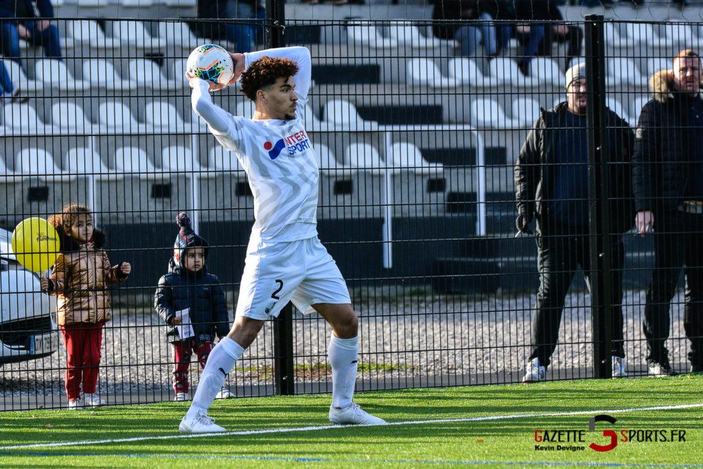 Football Amiens Sc B Vs Aca Kevin Devigne Gazettesports 5